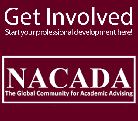 Get involved: start your professional development at NACADA, the global community for academic advising!
